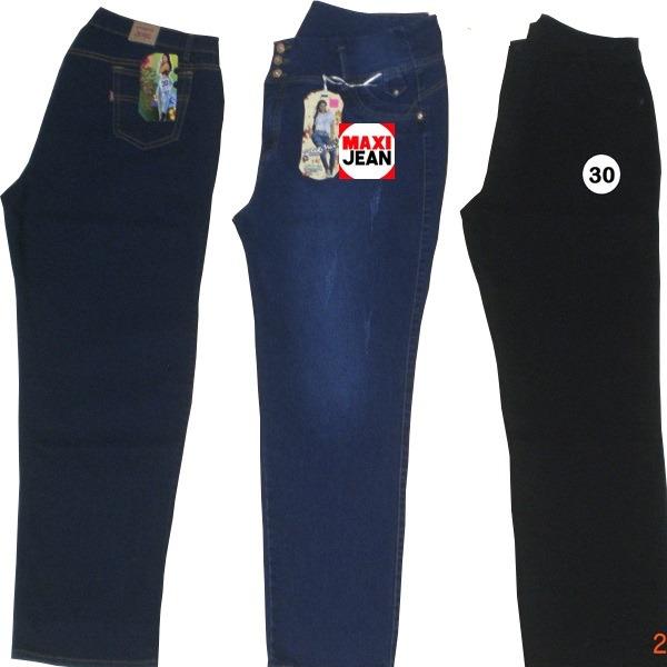 pantalón de dama talla plus 30