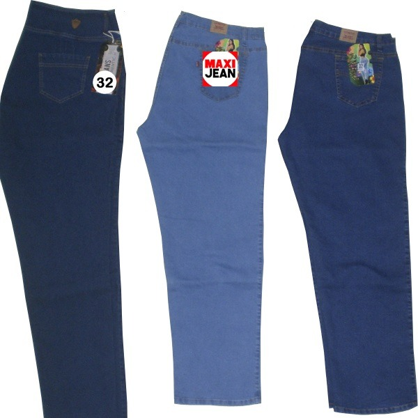 Pantalón de dama talla plus 32